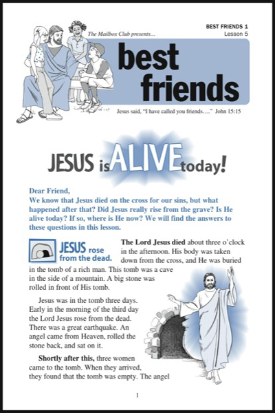 best_friends_1___lesson_5_jesus_is_alive_today_
