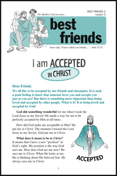 best_friends_2___lesson_5_i_am_accepted_in_christ