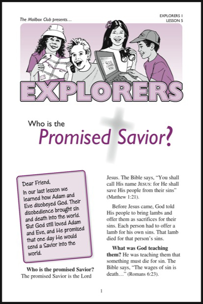 explorers_1___lesson_5_who_is_the_promised_savior_