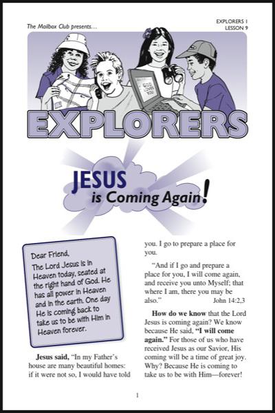 explorers_1___lesson_9_jesus_is_coming_again_