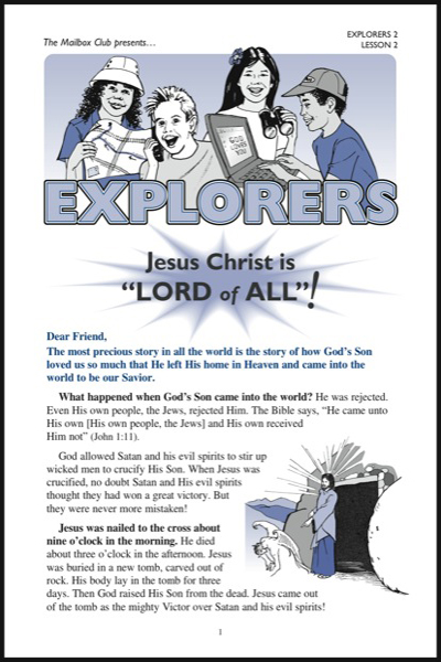 explorers_2___lesson_2_jesus_christ_is__quot_lord_of_all_quot_