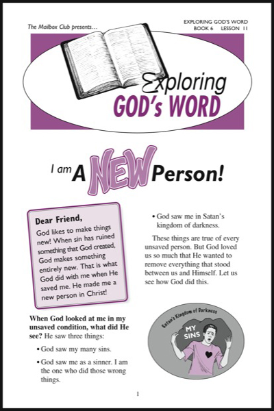 exploring_god__039_s_word___book_6_i_am_a_new_person___amp__jesus_is_my_king_forever_