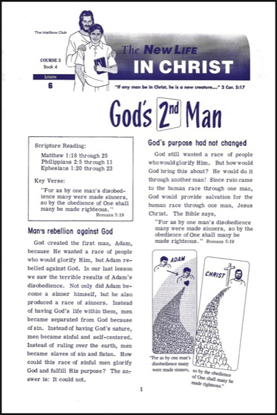 new_life_in_christ_3___book_4_god__039_s_2nd_man__amp__the_new_birth